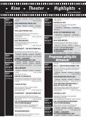 Kino KW21 / 22.05.14