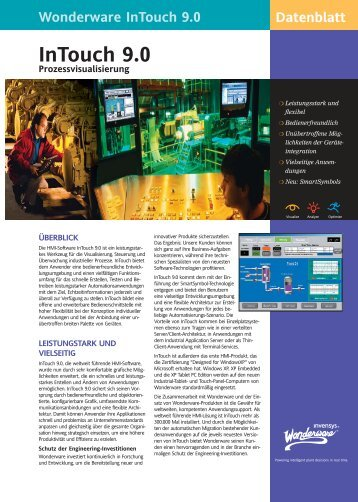 InTouch 9.0 - All-electronics.de