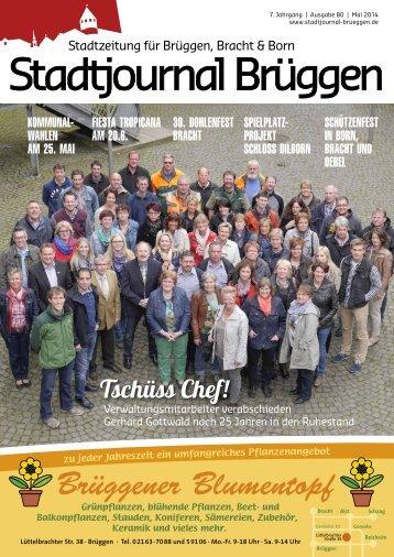 Stadtjournal Brüggen Mai 2014_2