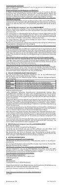 Alfuzosin-ratiopharm® uno 10 mg Retardtabletten - pharma-fuchs.de - Seite 2