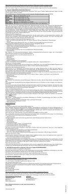Gebrauchsinformation: Information Für Den ... - pharma-fuchs.de - Seite 2