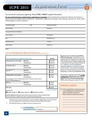 Download/Complete/Submit a paper form - International Society for ...