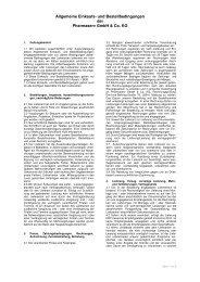 Pharmaserv Allgemeine Einkaufs- und Bestellbedingungen ...