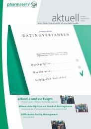 Basel II und die Folgen - Pharmaserv