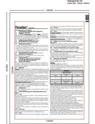 leaflet Peronten common p1_out (21-12-09) barcode - Pharmathen