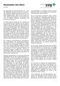 Newsletter 03/2013 - pharmaSuisse - Page 3
