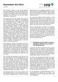 Newsletter 03/2013 - pharmaSuisse - Page 4
