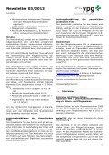 Newsletter 03/2013 - pharmaSuisse - Page 5