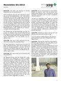 Newsletter 03/2013 - pharmaSuisse - Page 6