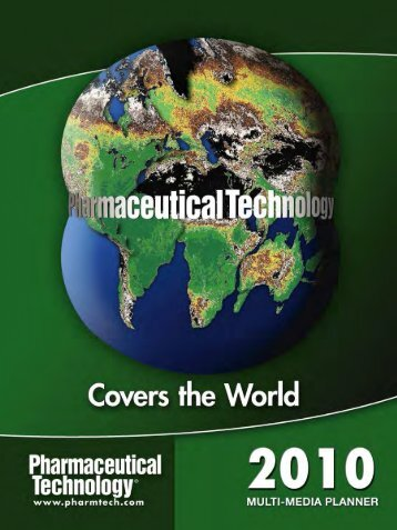 mk _GREEN 2.indd - Pharmaceutical Technology