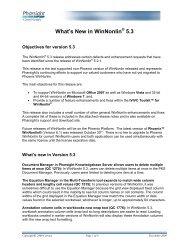 What's New in WinNonlin 5.3