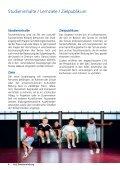 Broschüre zum CAS TanzVermittlung - PHBern - Seite 4