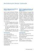 Broschüre zum CAS TanzVermittlung - PHBern - Seite 7