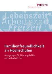 PDF Broschüre - PHBern