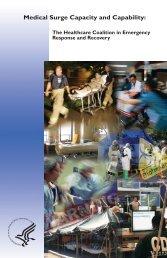 Medical Surge Capacity and Capability - PHE Home
