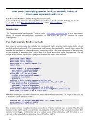 SUZUKI CAVALCADE OWNERS GROUP NEWSLETTER July, 2003