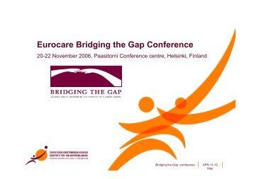 Helsinki Conference - PHEPA