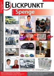 Spenge - Blickpunkt Online