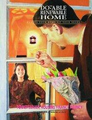 The Do-Able Renewable Home - Pennsylvania Housing Finance ...