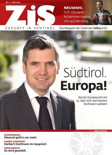 ZiS 3/2014 - Europawahl am 25. Mai