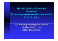 Download als pdf-Datei - Heinrich-Heine-Universität Düsseldorf