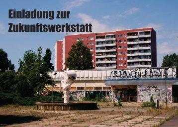Einladung zur Zukunftswerkstatt - DIE LINKE. Berlin