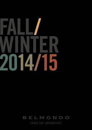 BELMONDO FALL/WINTER 2014/15 1