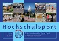 Hochschulsport - Philosophische Fakultät - Ernst-Moritz-Arndt ...