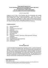 Musikwissenschaft (Bachelor) - Ernst-Moritz-Arndt-Universität ...