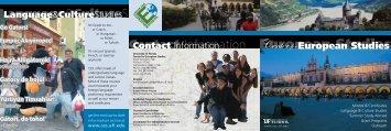 European Studies - University of Florida