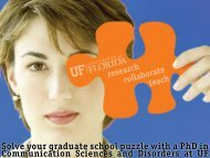 Solve your graduate school puzzle with a PhD in Communication ...