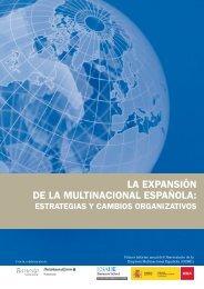 La expansión de la multinacional española: estrategias y ... - pwc