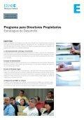 Programa para Directores Propietarios Estrategias de ... - Esade - Page 3