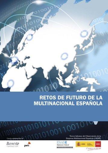 Informe del Observatorio de la Empresa Multinacional ... - Esade