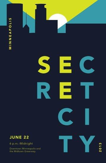 Secret City - Minneapolis