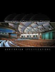 auditorium specs07.indd - Minneapolis