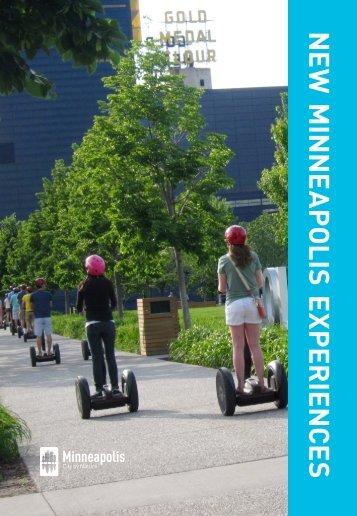 Minneapolis Experiences