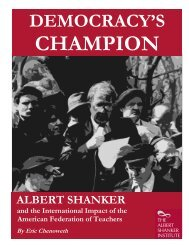 Democracys-Champion_Shanker_AFT-International-Impact_Eric-Chenoweth_20135