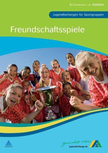 Zusammenspiel von Spaß - Jugendherbergen in Niedersachsen