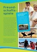 Zusammenspiel von Spaß - Jugendherbergen in Niedersachsen - Seite 4