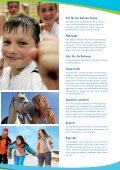 Zusammenspiel von Spaß - Jugendherbergen in Niedersachsen - Seite 5