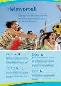 Zusammenspiel von Spaß - Jugendherbergen in Niedersachsen - Seite 6