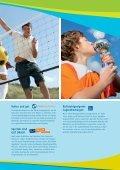 Zusammenspiel von Spaß - Jugendherbergen in Niedersachsen - Seite 7
