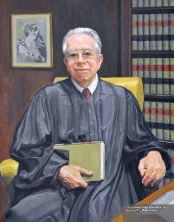 Judge Ethan Allen Doty - Philadelphia Bar Association