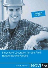 Preisliste 2011/2012 - ieQ-systems AG