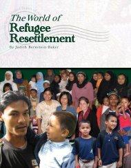 The World of Refugee Resettlement - Philadelphia Bar Association