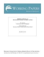 The Macroeconomics of Firms' Savings - American Economic ...