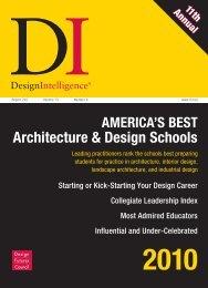 Architecture & Design Schools - Philadelphia University
