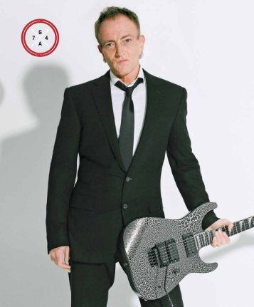 Suit to Thrill - Phil Collen