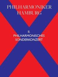 Salut! - Philharmoniker Hamburg